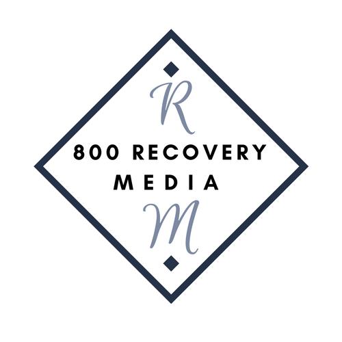 800 Recovery Media Logo